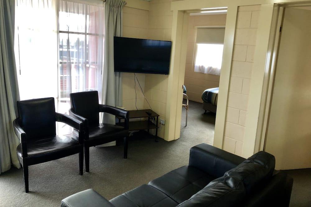 標準公寓, 3 間臥室, 簡易廚房 - 客廳
