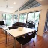標準公寓, 2 間臥室, 簡易廚房 (2 Bath 2 night min) - 客廳