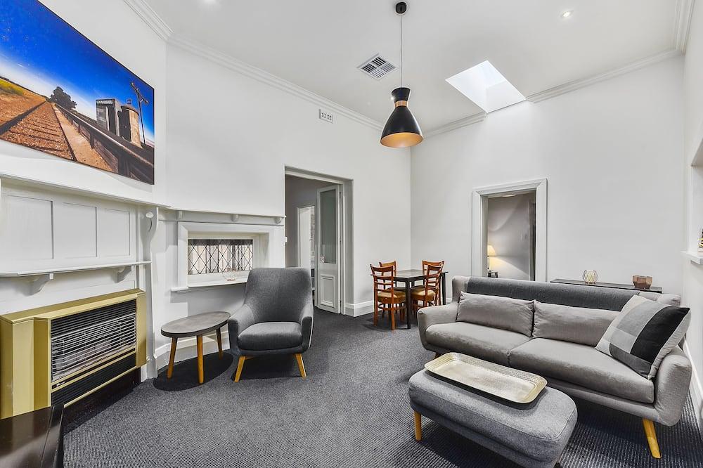 Standard-Apartment, Mehrere Schlafzimmer, Nichtraucher, Küche (Federation 2 Day Stay) - Wohnbereich