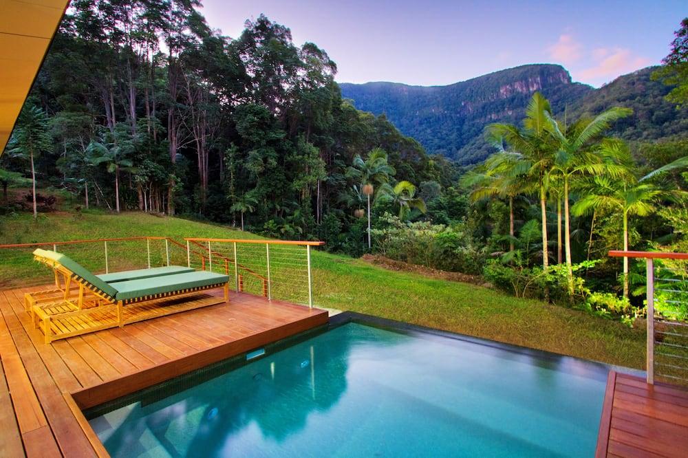 Villa Luxe, 1 très grand lit, vue montagne (Mountain Lodge) - Photo principale