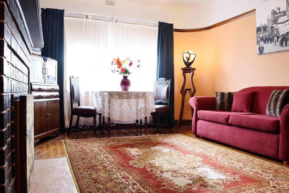Lejlighed - 2 soveværelser - ikke-ryger - Opholdsområde