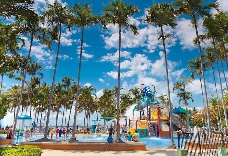 Townsville Seaside Apartments, North Ward, Výhľad zo zariadenia