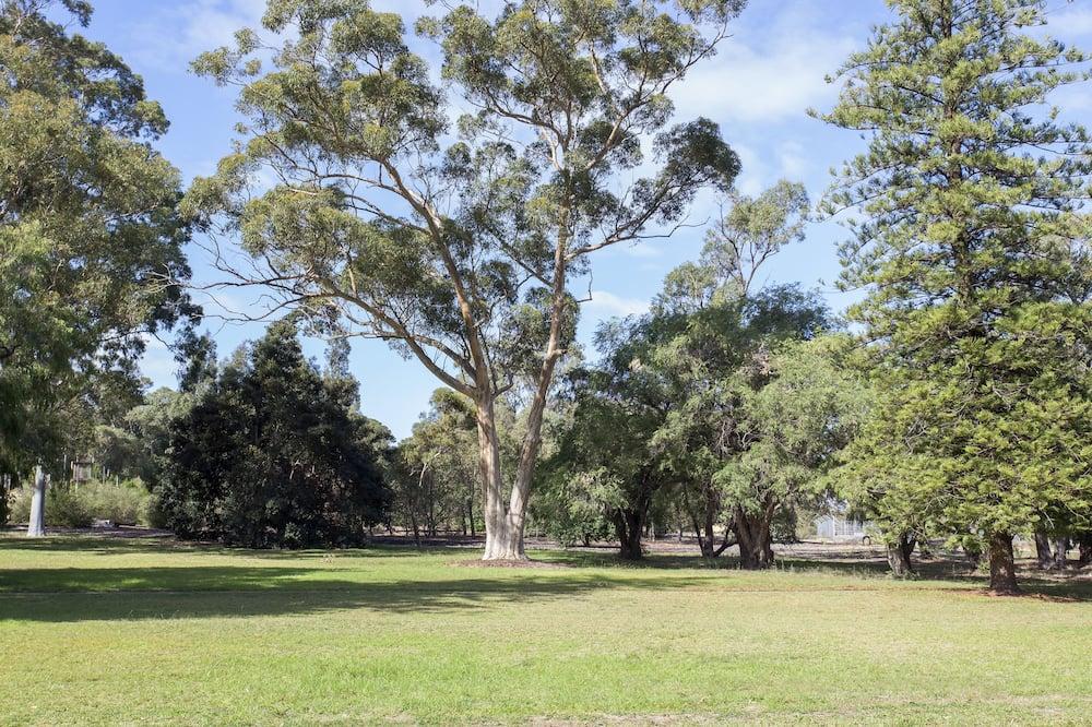 Vaizdas į parką