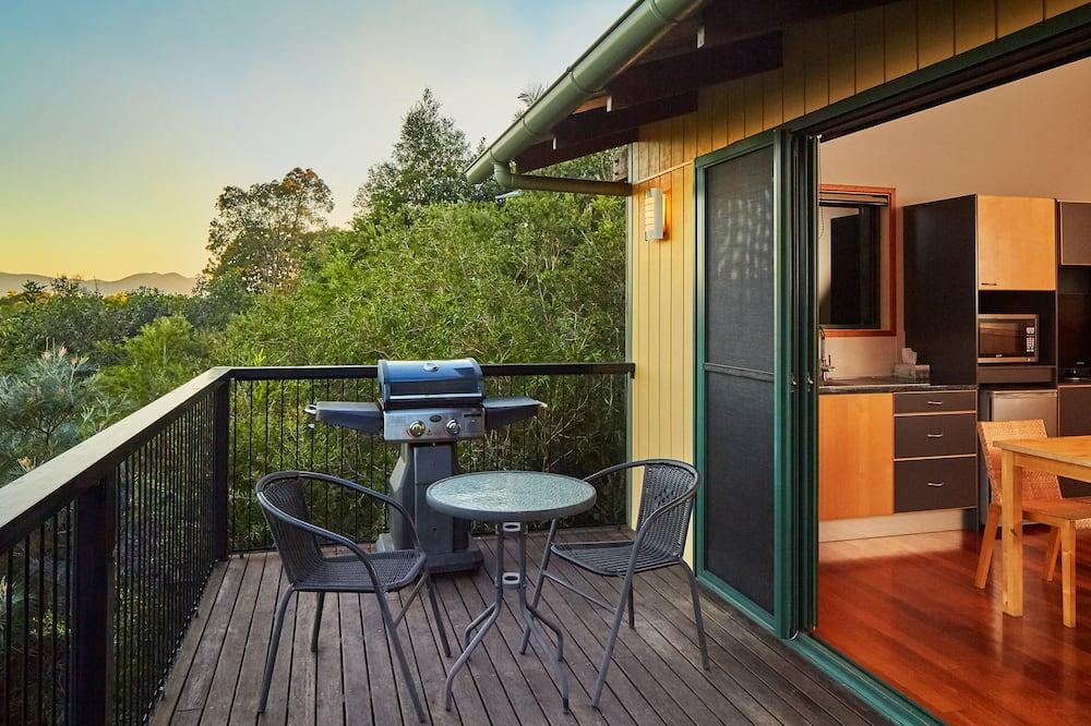 Standaard studio, niet-roken, kitchenette (Mountain Views Spa) - Balkon