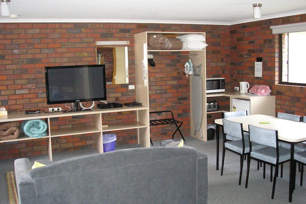 Familiekamer, Meerdere bedden, niet-roken, kitchenette - Woonruimte