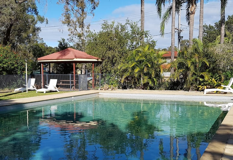 Edgewater Holiday Park, Port Macquarie, Outdoor Pool