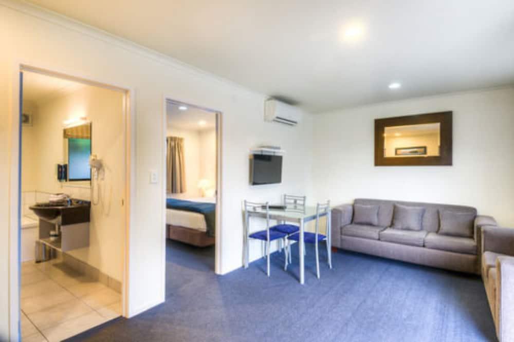 Standard Σουίτα, 1 Υπνοδωμάτιο (Unit 8) - Περιοχή καθιστικού
