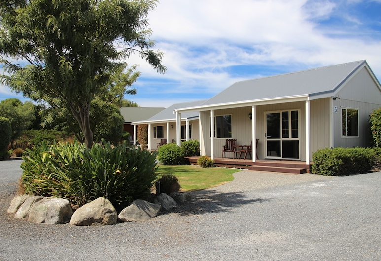 Kaikoura Cottage Motels, Kaikoura, Family Cottage, Balcony, Mountain View, Izba