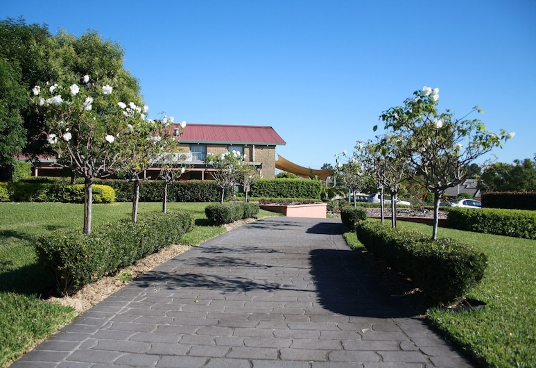 Hunter Valley Travellers Rest, Aberdare, Terrenos del establecimiento