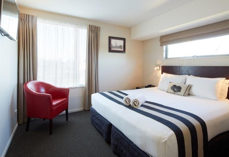 Focus Motel And Executive Suites, Christchurch, Phòng Suite Executive, 2 phòng ngủ, Phòng