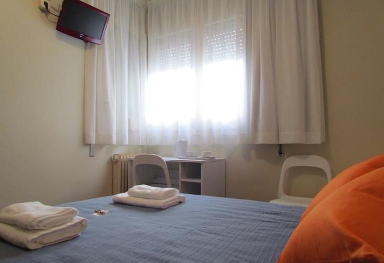 Barcelona City Seven, Barcelona, Dubbelrum eller tvåbäddsrum - privat badrum, Gästrum