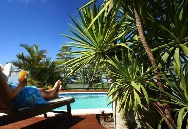 Coast Norfolk Island, Norfolk, Piscina all'aperto