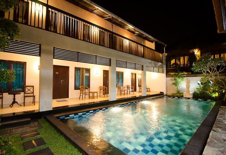 Sanur Guest House, Denpasar, Basic Room, 2 Twin Beds, Guest Room