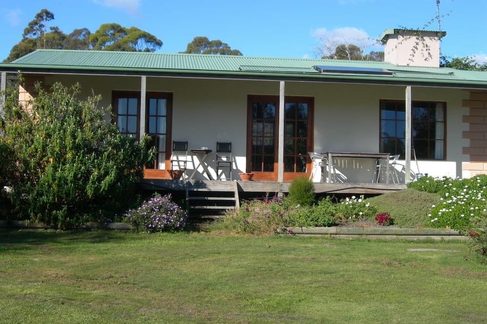 Standard-Apartment, 2Schlafzimmer, Nichtraucher, Küche (Lavender Cottage/ens) - Balkon