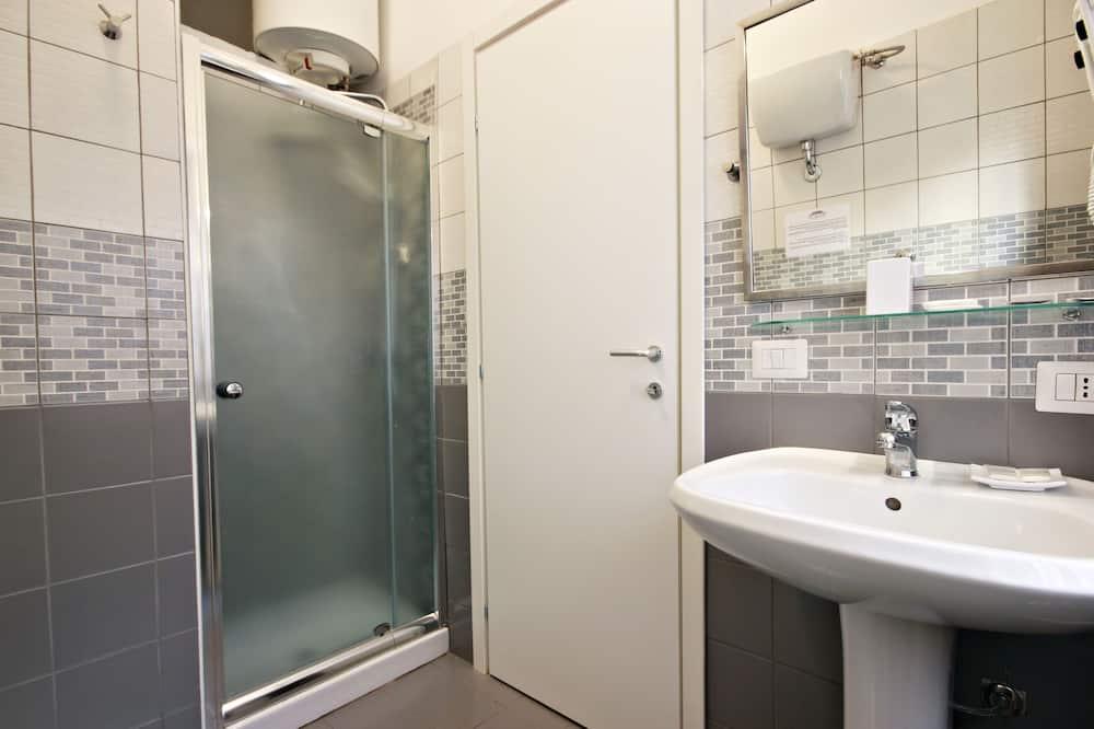 חדר זוגי או טווין, חדר רחצה פרטי - חדר רחצה