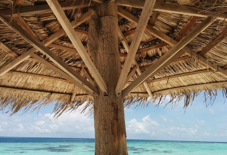 Vaali Beach Lodge Maldives, Felidhoo, Hotel Front