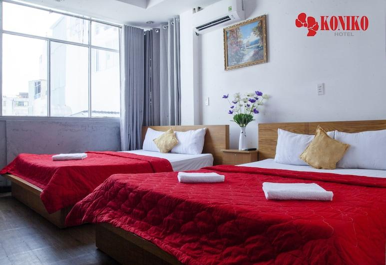 Koniko hotel, Ho Chi Minh City, Triple Room with Windows , Guest Room