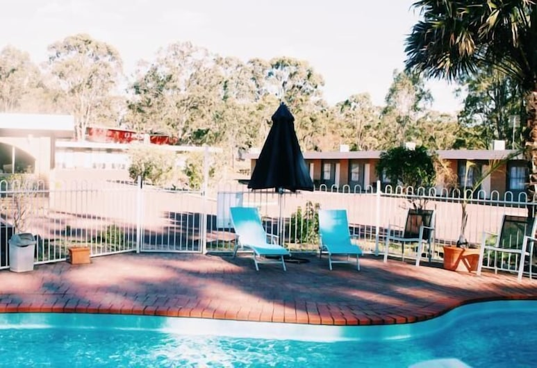 Seymour Motel, Seymour, Outdoor Pool