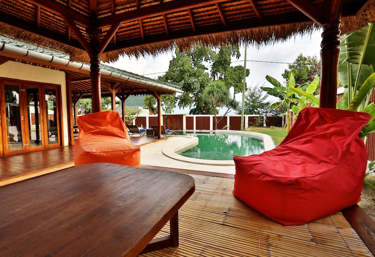 7SEAS Cottages, Gili Air, Private Villa, 2 Bedrooms, Guest Room