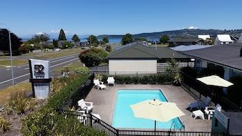 Taupo bölgesindeki 52 on Rifle Motel resmi