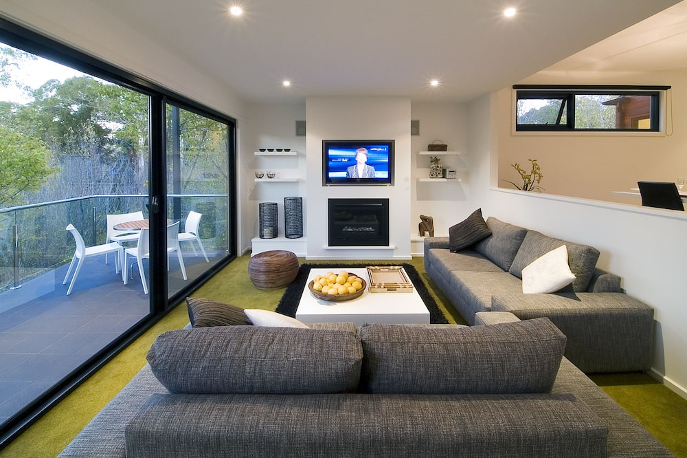 2 Bedroom Villa - Living Area