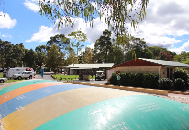 Margaret River Tourist Park, Margaret River, Children's Play Area – Outdoor