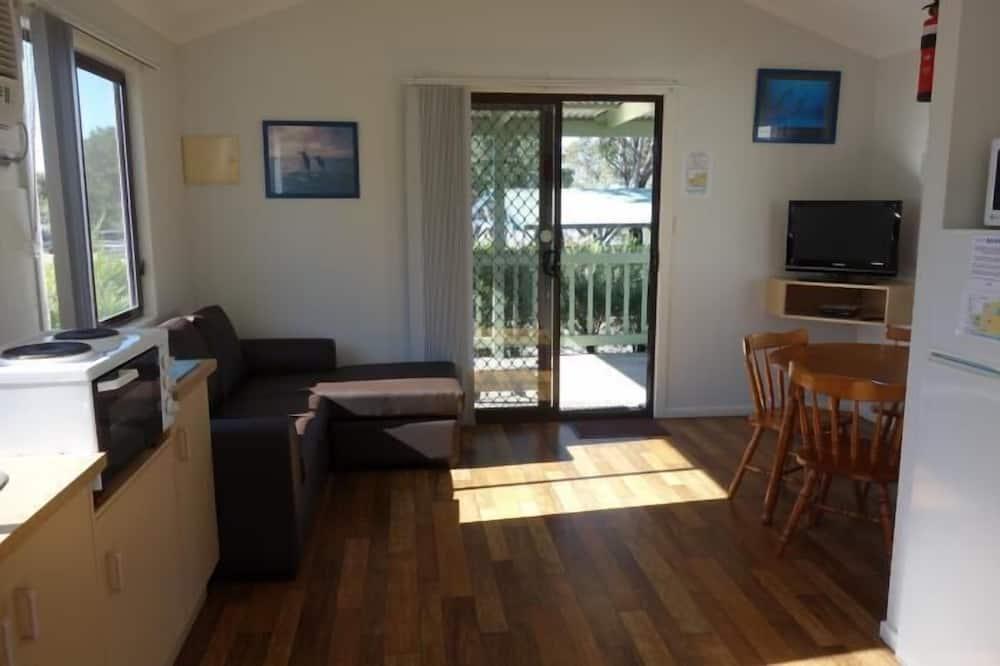 標準套房, 2 間臥室, 非吸煙房, 廚房 (Beachside Villa 5-8) - 客廳