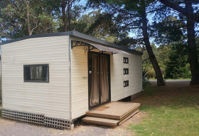 Zeehan Bush Camp, Zeehan, Façade de l'hébergement