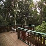 Lyrebird Cottage - Balcony