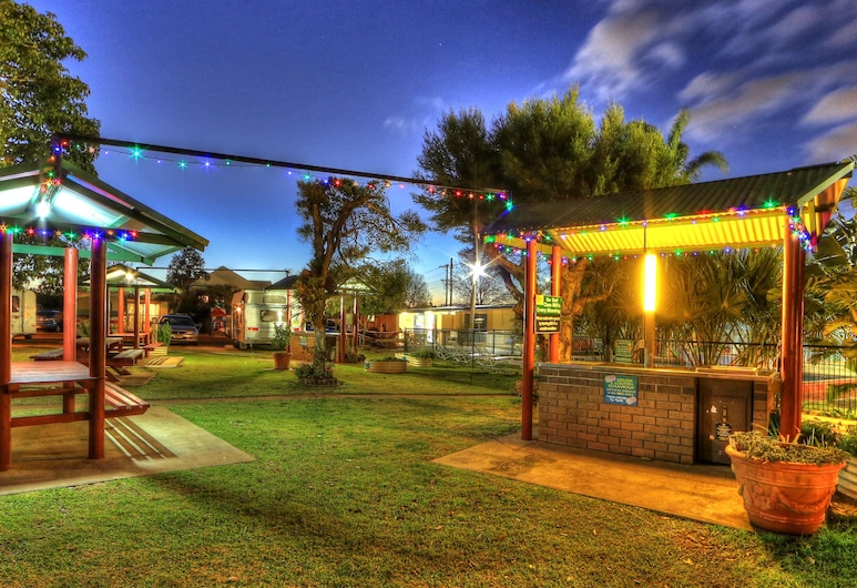BIG4 Toowoomba Garden City Holiday Park, Harristown, Barbekiu / iškylų zona