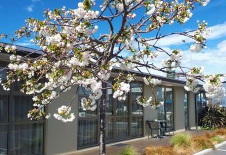 Tower Junction Motor Lodge, Christchurch, Khuôn viên nơi lưu trú