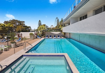 Picture of Elouera Tower Beachfront Apartments in Sunshine Coast