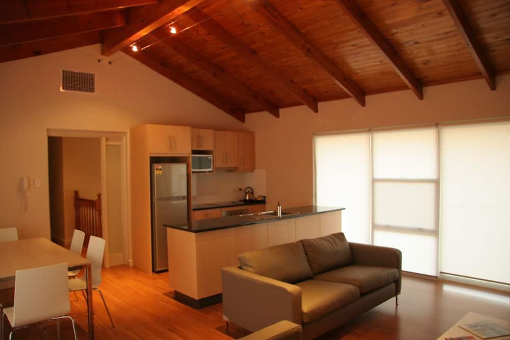 Standaard appartement, 3 slaapkamers - Woonruimte
