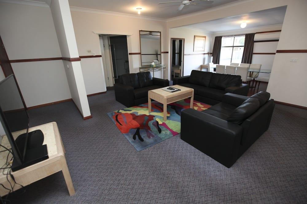 Familien-Ferienhaus, 4Schlafzimmer - Wohnbereich