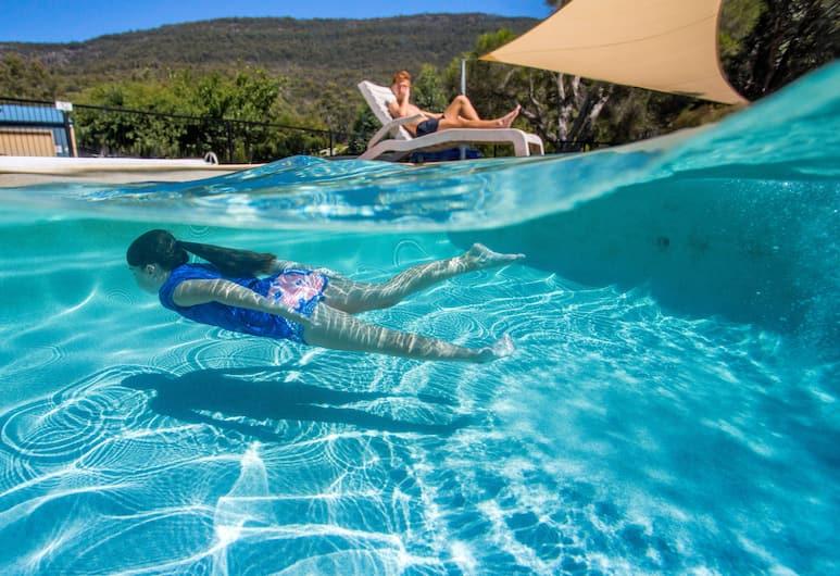 BIG4 NRMA Halls Gap Holiday Park , Halls Gap, Vanjski bazen