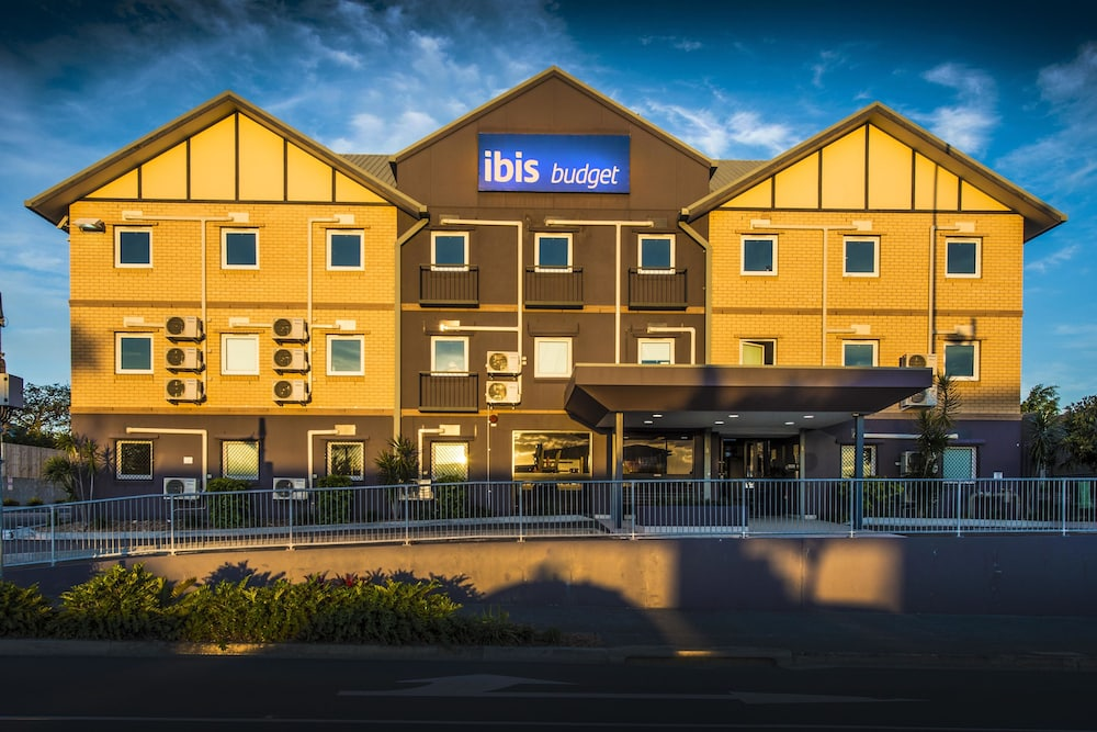 Ibis Budget Windsor Brisbane Hotel Entrance