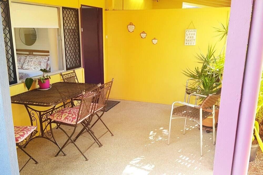 Standard Studio, Non Smoking, Kitchenette - Balcony