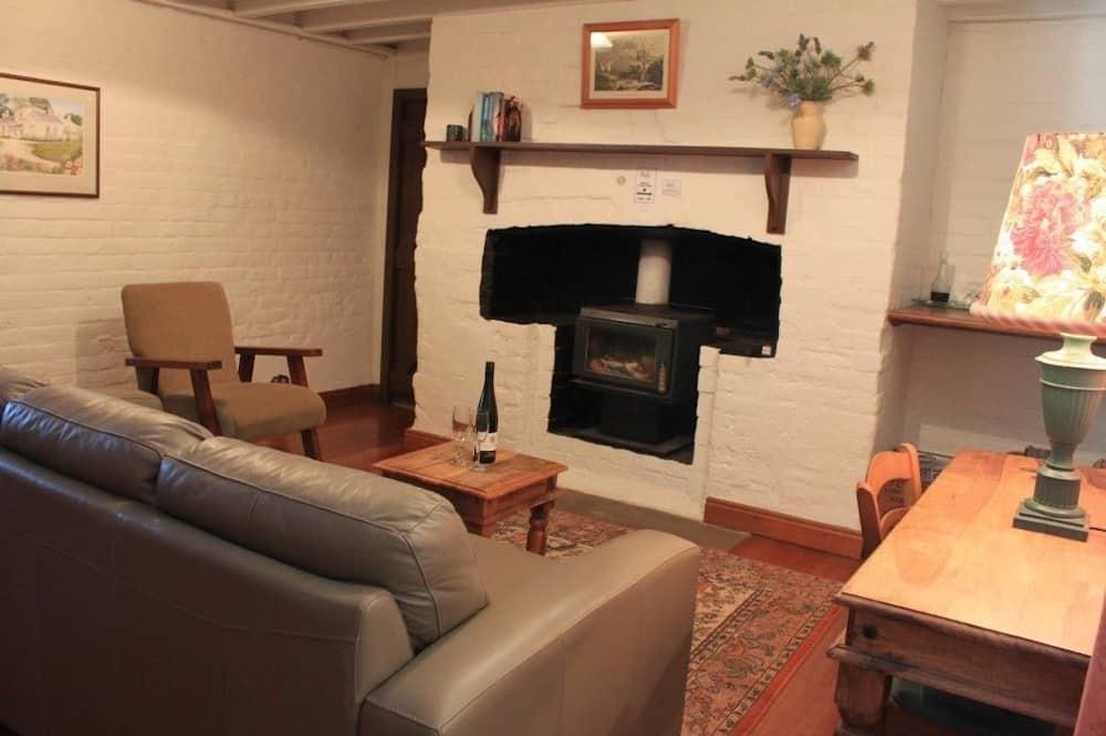 Standard Κατάλυμα σε Αγροικία, 1 Υπνοδωμάτιο, Μη Καπνιστών, Κουζίνα (King cotttage) - Περιοχή καθιστικού