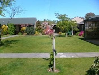 Obrázek hotelu Christchurch Park Motel ve městě Christchurch
