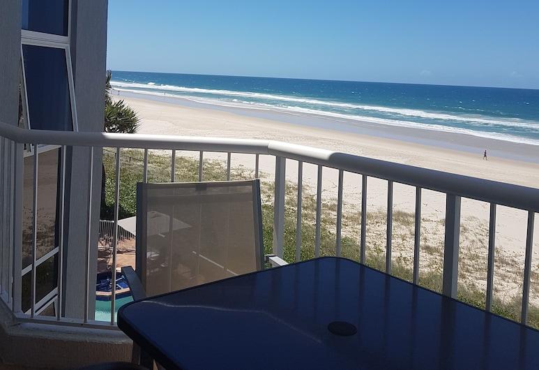 滑浪天際線酒店, 棕櫚灘, 經濟公寓, 3 間臥室, 露台