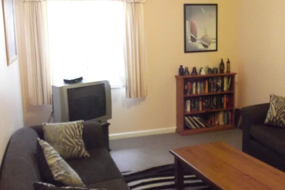 Rodinný apartmán, více ložnic, nekuřácký, kuchyně - Obývací pokoj