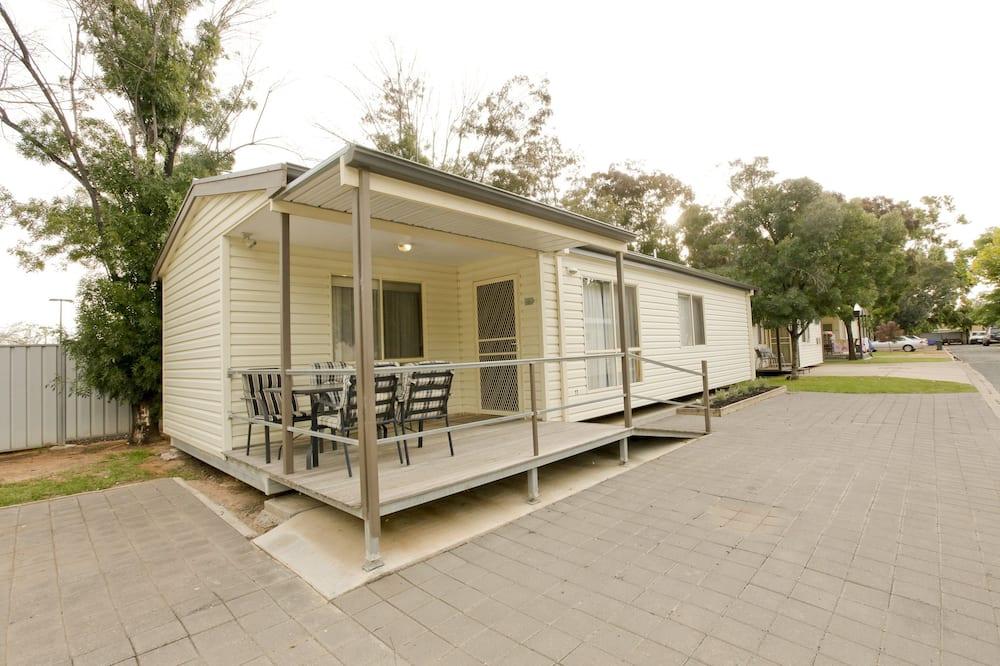 豪華套房, 2 間臥室, 按摩浴缸 - 陽台