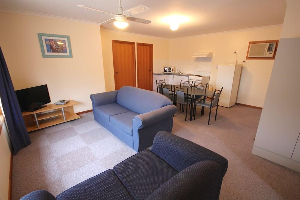 Superior apartman, 2 hálószobával - Nappali rész