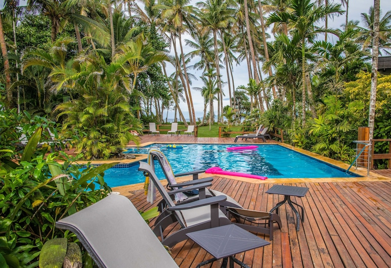 ULTIQA Fiji Palms Beach Resort, Pelabuhan Pacific , Kolam