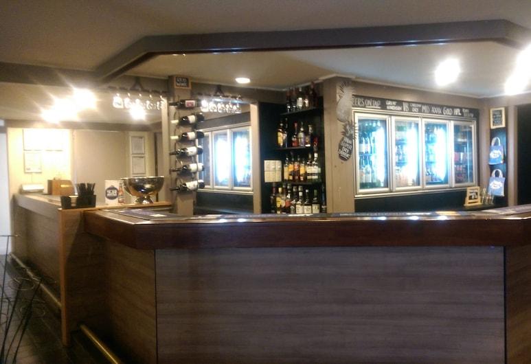 Boomerang Motor Hotel, West Mackay, Hotel Bar