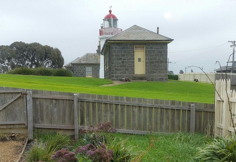 Lighthouse Lodge, Warrnambool, Standard Oda, 1 Yatak Odası, Sigara İçilmez, Otelin ön cephesi