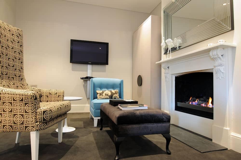 Standard Stüdyo, Sigara İçilmez, Küçük Mutfak (Balcony Room 3) - Oturma Alanı
