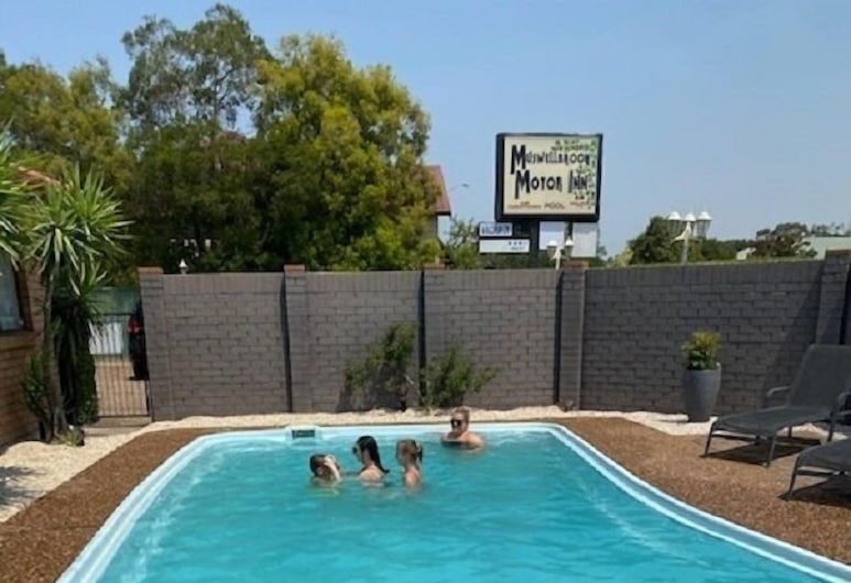 Muswellbrook Motor Inn, Muswellbrook