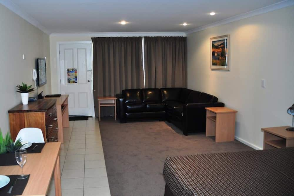 Executive Studio Apartment - Living Room