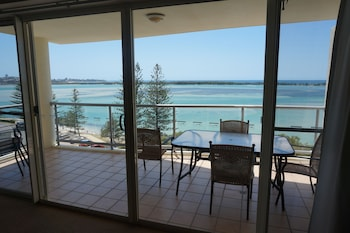 Foto del Moorings Beach Resort en Sunshine Coast